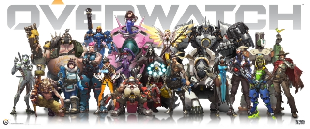 overwatch game review 2